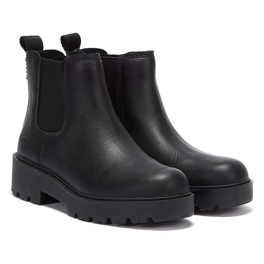 UGG Markstrum Womens Black Boots