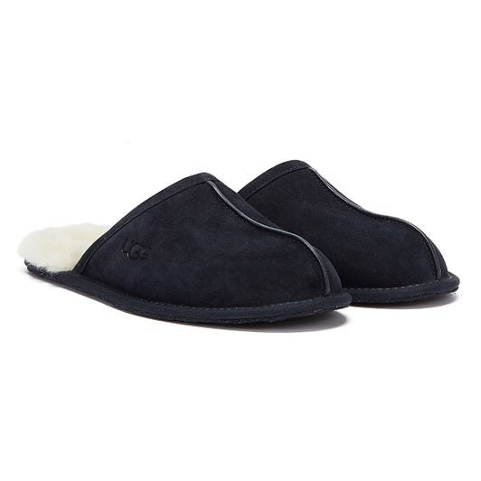 UGG Scuff Mens Navy Slipper