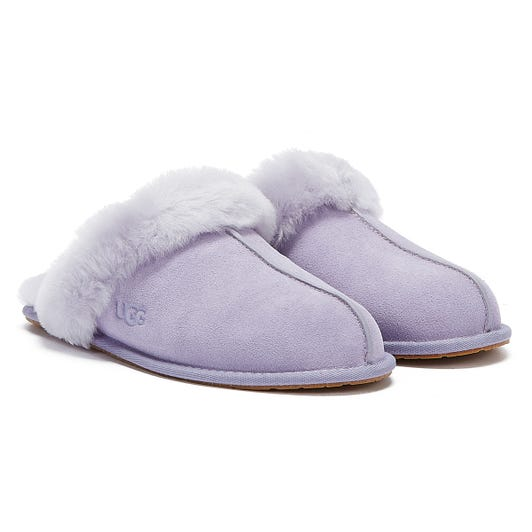 UGG Scuffette II Womens June Gloom Slippers