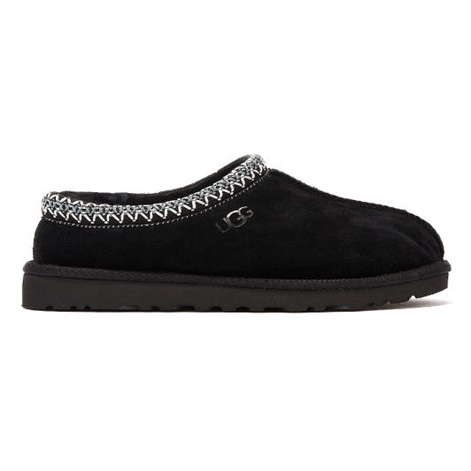 UGG Tasman Mens Black Slippers