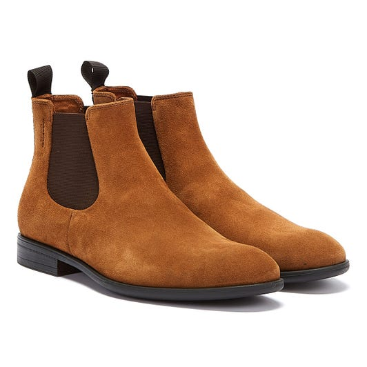 Vagabond Harvey Chelsea Mens Brown Boots