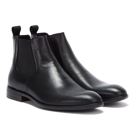 Vagabond Harvey Chelsea Mens Black Boots