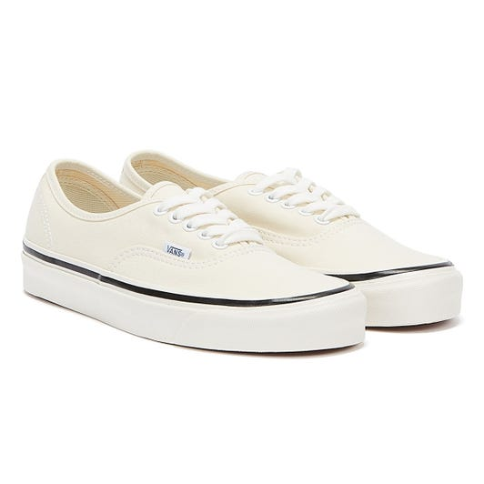 Vans Anaheim Factory Authentic 44 DX Classic White Trainers