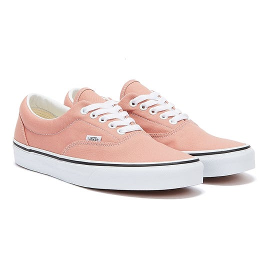 Vans Era Womens Pink / White Trainers