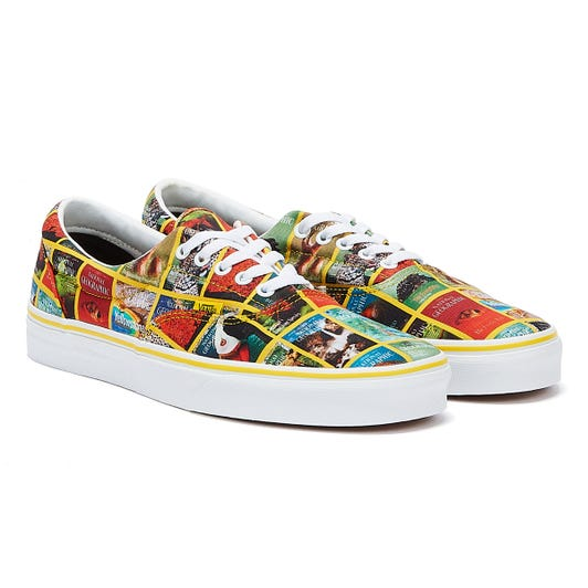 Vans National Geographic Multi Covers Era Trainers