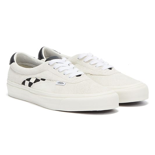 Vans Staple Acer NI SP Mens White / Black Trainers