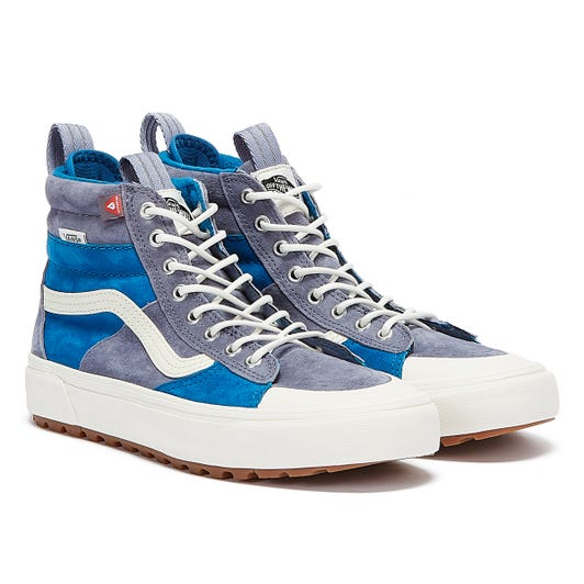 Vans SK8-Hi MTE 2.0 DX Mens Blue / Grey Trainers