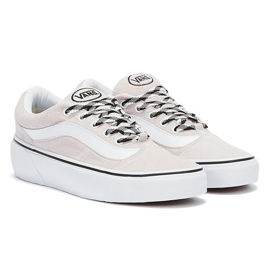 Vans Shape Ni Womens Light Purple / White Trainers