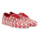 Vans x Opening Ceremony Authentic Snake Womens Red / White Trainers