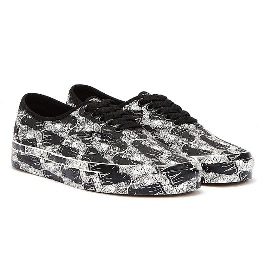 Vans x Opening Ceremony Authentic Leopard Womens Black / White Trainers