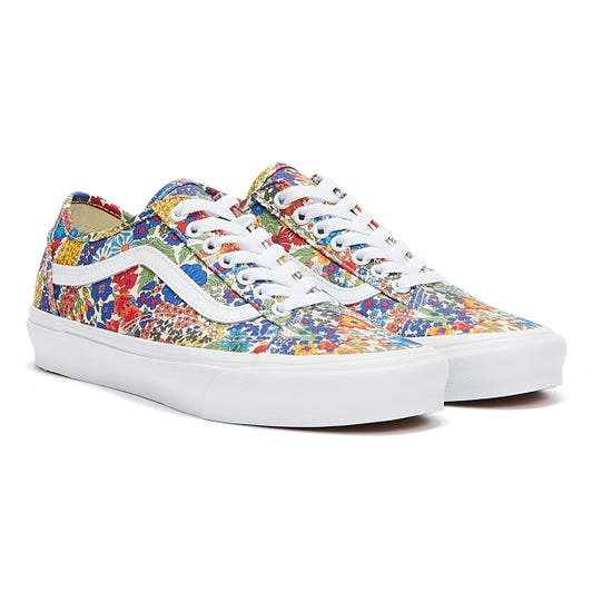 Vans x Liberty Old Skool Tapered Floral Womens Yellow / Multi Trainers