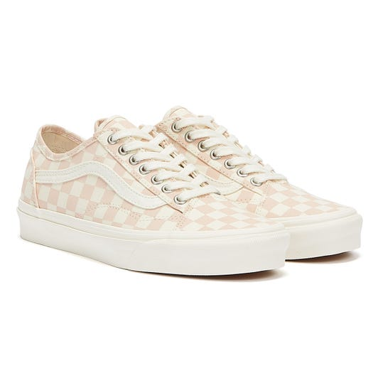 Vans Old Skool Tapered Eco Theory Womens Peach Trainers