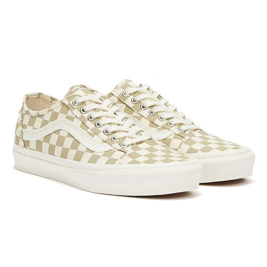 Vans Old Skool Tapered Eco Theory Womens CORNSTALK / NATURAL Trainers