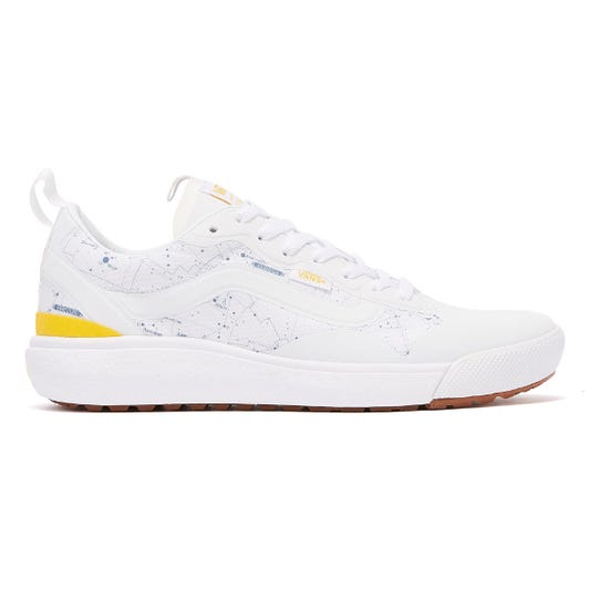 Vans x National Geographic Astro UltraRange Exo White Trainers