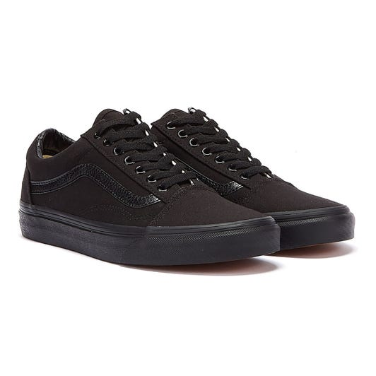 Vans Old Skool Black Trainers