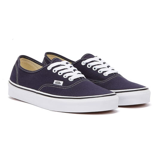 Vans Authentic Navy / White Trainers