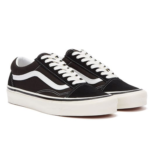 Vans Anaheim Factory Old Skool 36 DX Black / True White Trainers