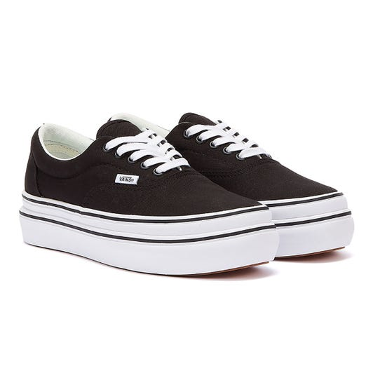 Vans Super Comfycush Era Womens Black / White Trainers
