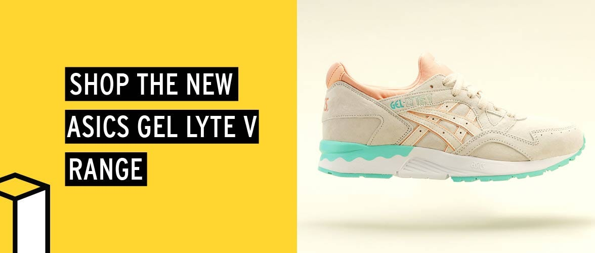 Shop the ASICS Gel Lyte V Range