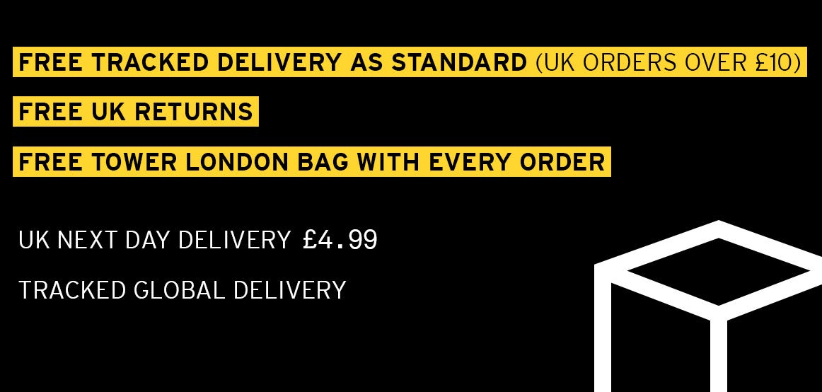 Free Tracked UK Delivery | Free UK Returns