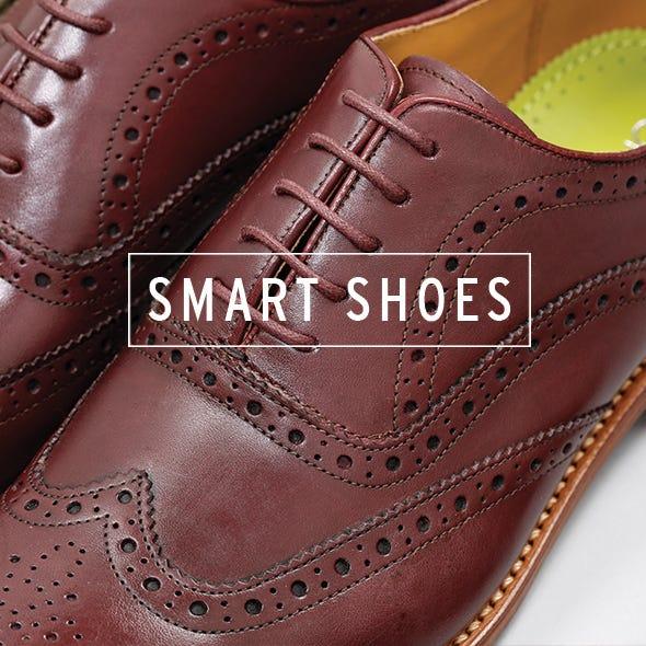 Shop Mens Smart Shoes