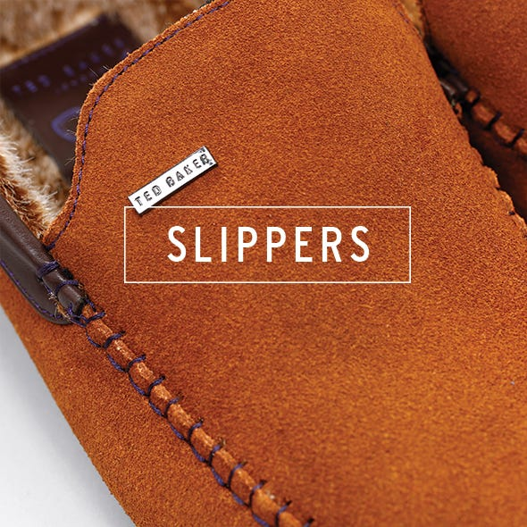Shop Mens Slippers