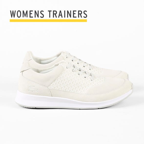 Shop Womens Trainers