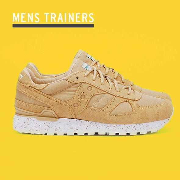Shop Mens Trainers
