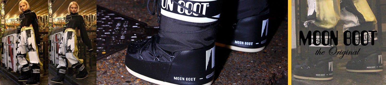 Moon Boot Footwear
